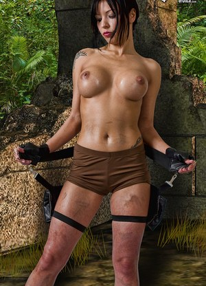 Huge Natural Tits Pictures and Big Boobs Costume Porn
